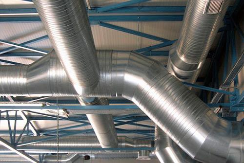 Особенности эксплуатации и монтажа круглых воздуховодов